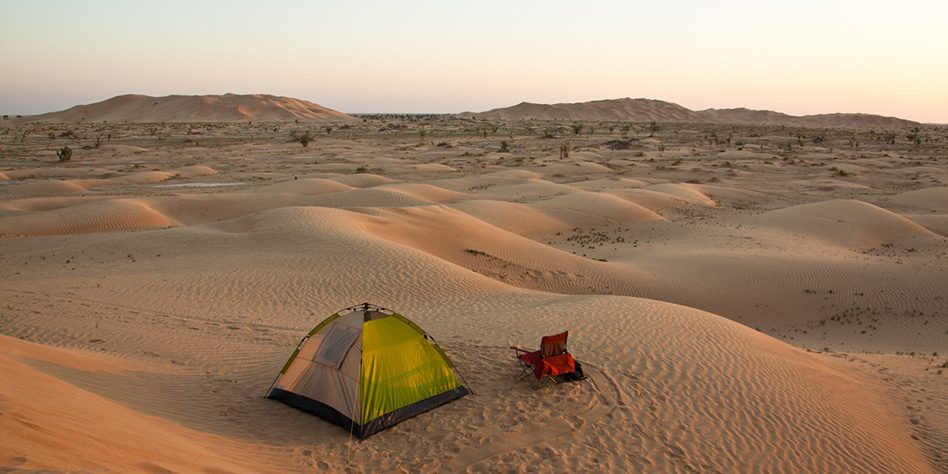 Great ways to enjoy the UAE desert