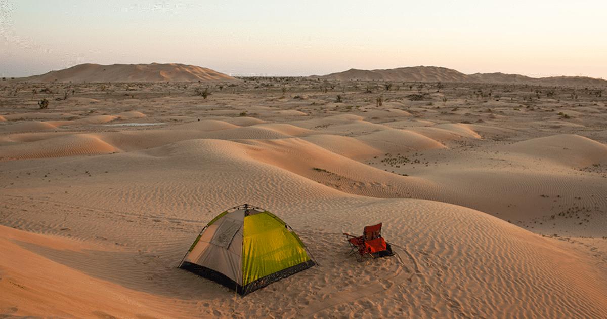 Great Ways To Enjoy The Uae Desert British Mums