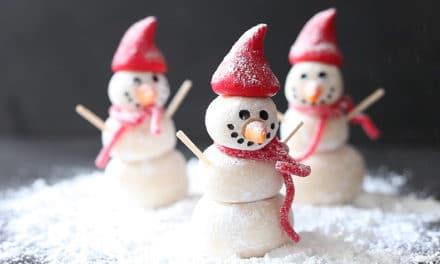 BRITISH MUMS LOVE – CHRISTMAS SNOWMEN