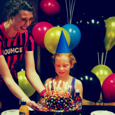 WIN A BIRTHDAY PARTY @ BOUNCE FOR 20 KIDS, WORTH  AED2,600!