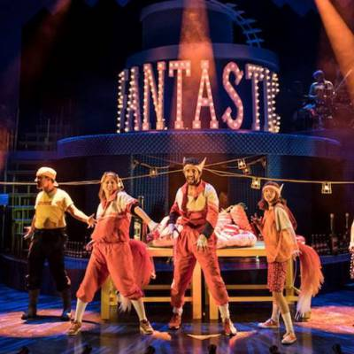 WIN TICKETS TO SEE FANTASTIC MR FOX!