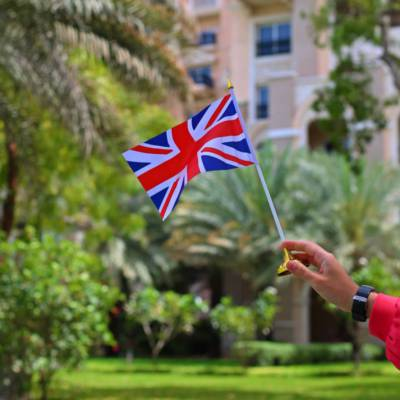 WIN 2x VIP TICKETS TO THE GREAT BRITISH GARDEN PARTY WORTH AED1,000!!