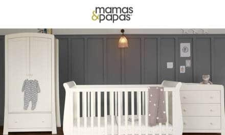 30% off all Furniture & Clothing at Mamas & Papas