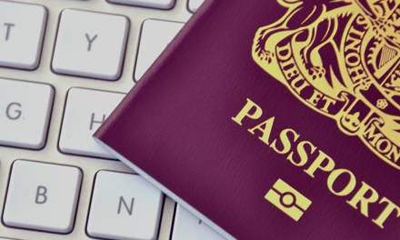 How to apply for a Baby's Passport or Renew a UK Passport from the UAE