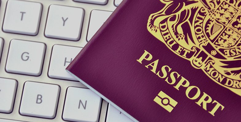 How To Apply For A Babys Passport Or Renew A Uk Passport From The