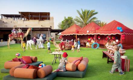The Best of Easter Brunch Inspiration for families in Dubai