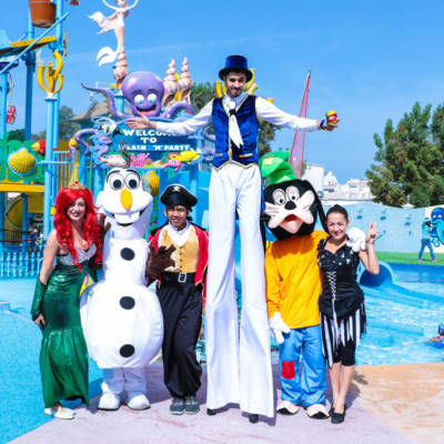 Win a birthday party for 20 kids at Splash N Party, worth AED2,400!!
