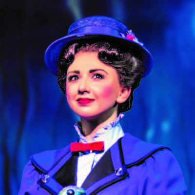 WIN ONE OF 4 PAIRS OF TICKETS TO SEE MARY POPPINS AT DUBAI OPERA!!