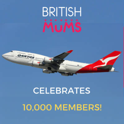 WIN 2x RETURN FLIGHTS TO LONDON WITH QANTAS!