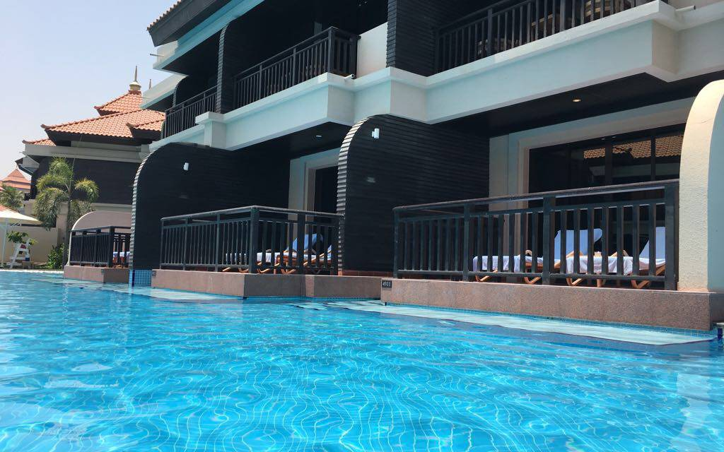 Swim Out Rooms At The Anantara The Palm A Perfect Family Staycation British Mums