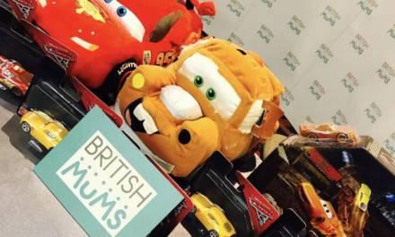 British Mums Exclusive Screening of Disney Pixar Cars 3