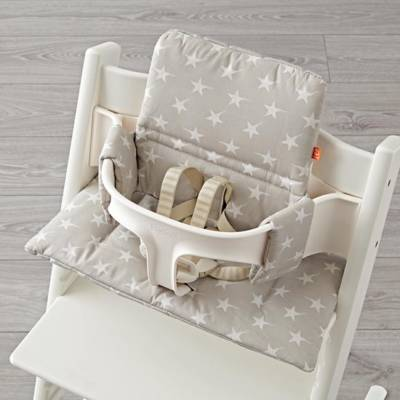 WIN ONE OF 2 STOKKE TRIPP TRAPP HIGH CHAIRS WITH ACCESSORIES, WORTH OVER AED2,000 EACH!