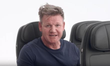 BRITISH STARS SHOW OFF BRITISH AIRWAYS NEW COMIC RELIEF SAFETY VIDEO