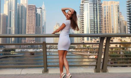 YOU KNOW YOU'RE A MUM IN DUBAI MARINA IF…