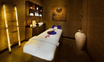 TRIED & TESTED – TWILIGHT CANDLE MASSAGE AT TIPS & TOES