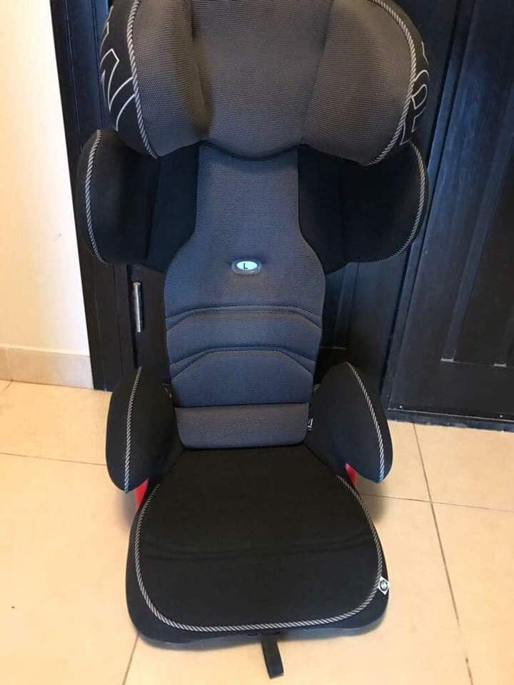 Bmw Car Seat British Mums