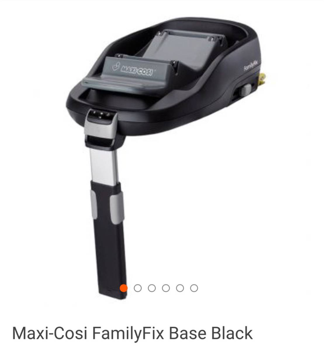 maxi cosi family fix iso fix base british mums. Black Bedroom Furniture Sets. Home Design Ideas