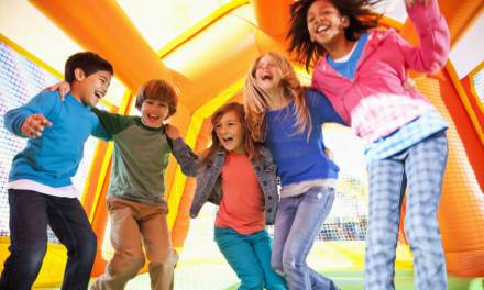 Family Friendly Fridays on the lawn at Links, Address Montgomerie