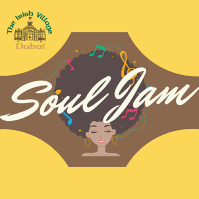WIN 4 TICKETS TO SOUL JAM AT THE IRISH VILLAGE!