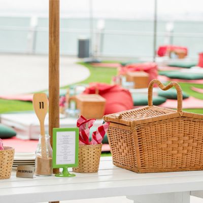 WIN ONE OF FIVE FAMILY TABLES AT THE BRITISH MUMS PICNIC BRUNCH!