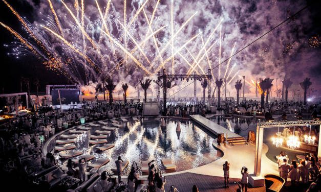 Spectacular Places To Celebrate New Year With Fireworks in Dubai