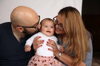 My story about adoption by British mum Farheen Effandi Chaudari
