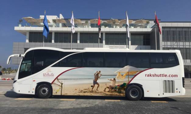 RAK Tourism Launches a AED20 shuttle from Dubai Airport