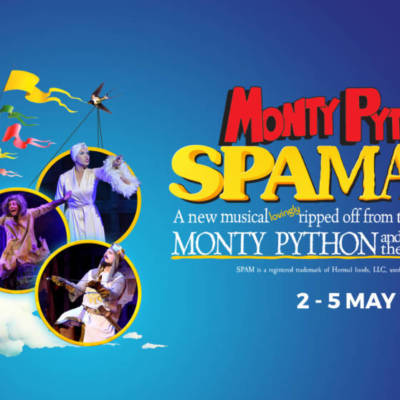 Win 2 VIP tickets to see Spamalot at Dubai Opera – Worth AED1,700