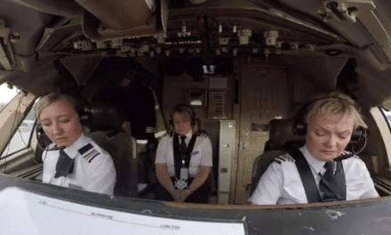 British Airways Celebrates International Women's Day