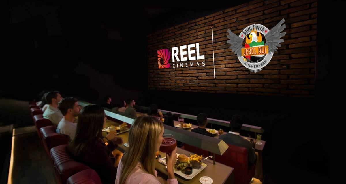 Now Reel Cinemas Join the Dine-In-Cinema Experience