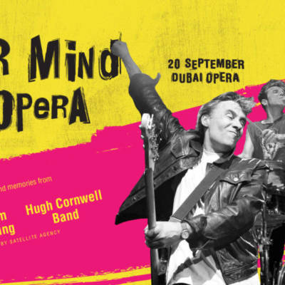 WIN 2 VIP TICKETS TO SEE NEVER MIND THE OPERA AT DUBAI OPERA – WORTH AED900