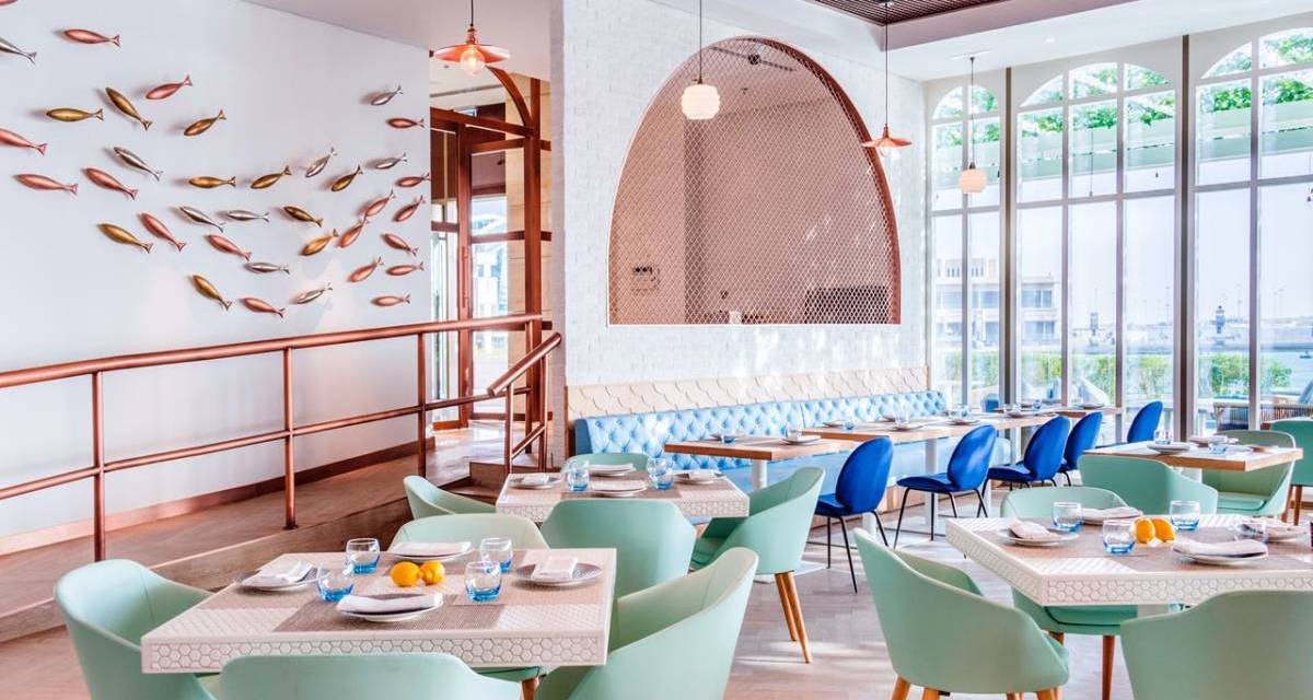 The Fish House Family Brunch Preview – AED300 per family including Drinks!