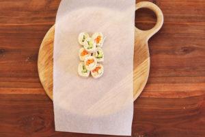 British Mums Love – Chicken sushi Wraps