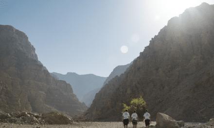 Via Ferrata -The Longest zip line in the UAE