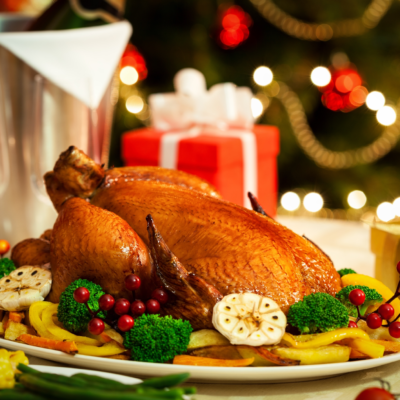 WIN A DELICIOUS ROAST TURKEY TAKEAWAY FROM FAIRMONT DUBAI, WORTH AED840!