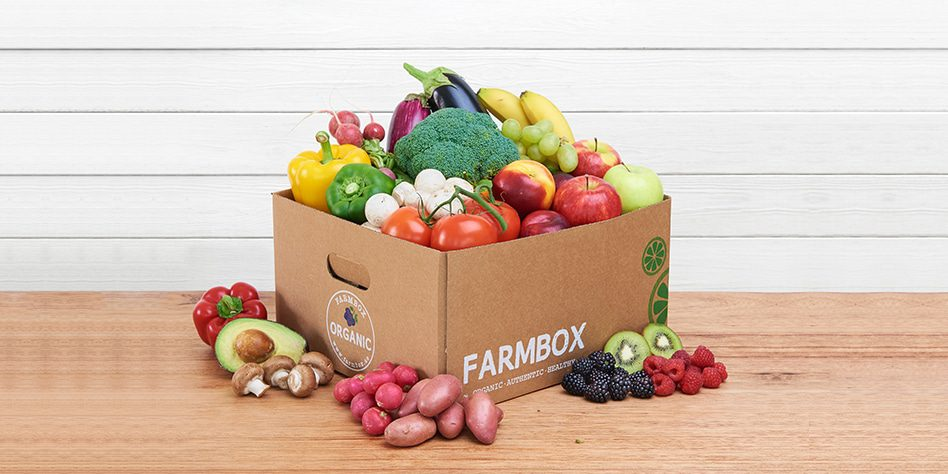 5 reasons Farmbox's organic produce belongs on your dinner table!