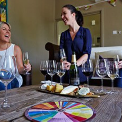 WIN A Home Tasting for up to 10 people – Worth AED2,200