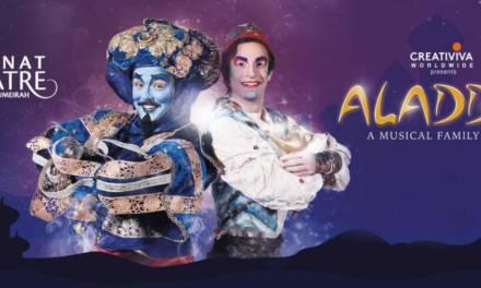 Aladdin – A family Musical Show