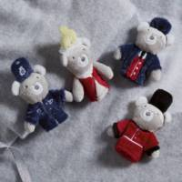 London Finger Puppets – Multi