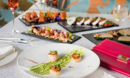 A Tempting Offer at The FrenchFriday Brunch,Emirates Golf Club