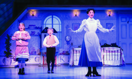 British Mums interviews the leading lady – Mary Poppins
