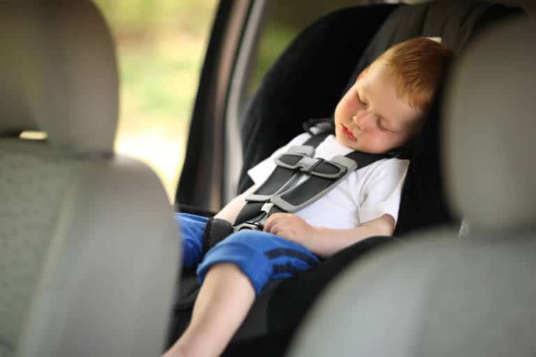 Car seat seat safety in the UAE for British Mums