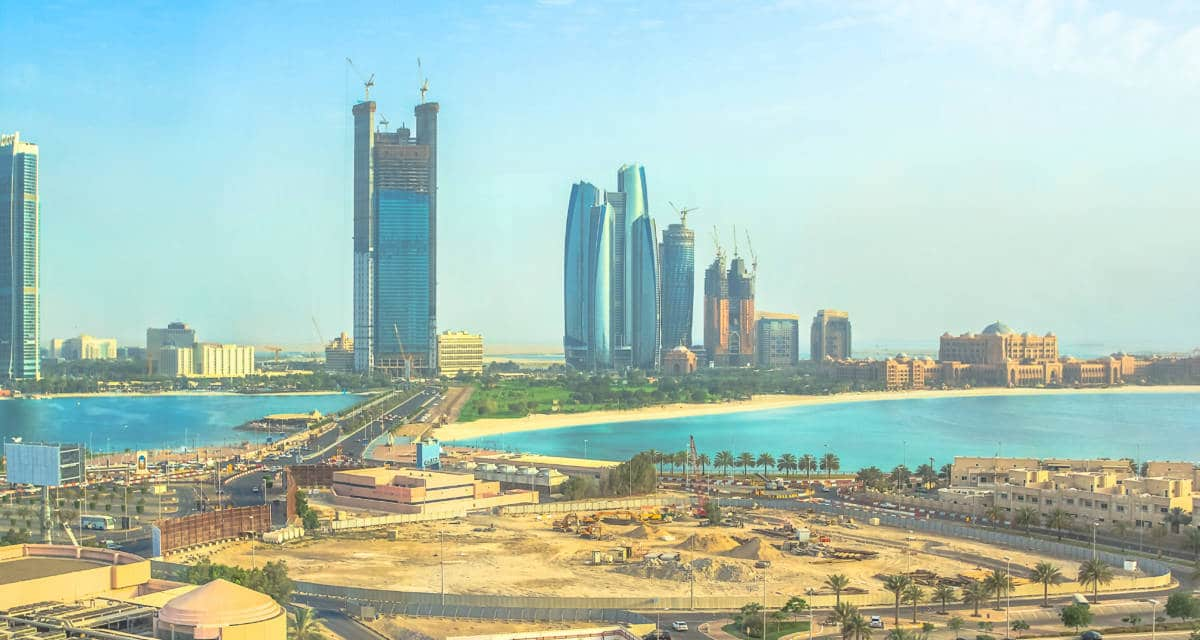 How does living in Dubai compare with Muscat or Abu Dhabi?