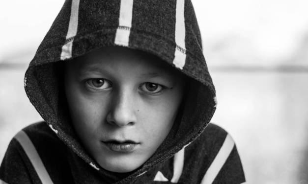 WHY ARE TEENAGE BOYS FEELING SO OVERWHELMED?