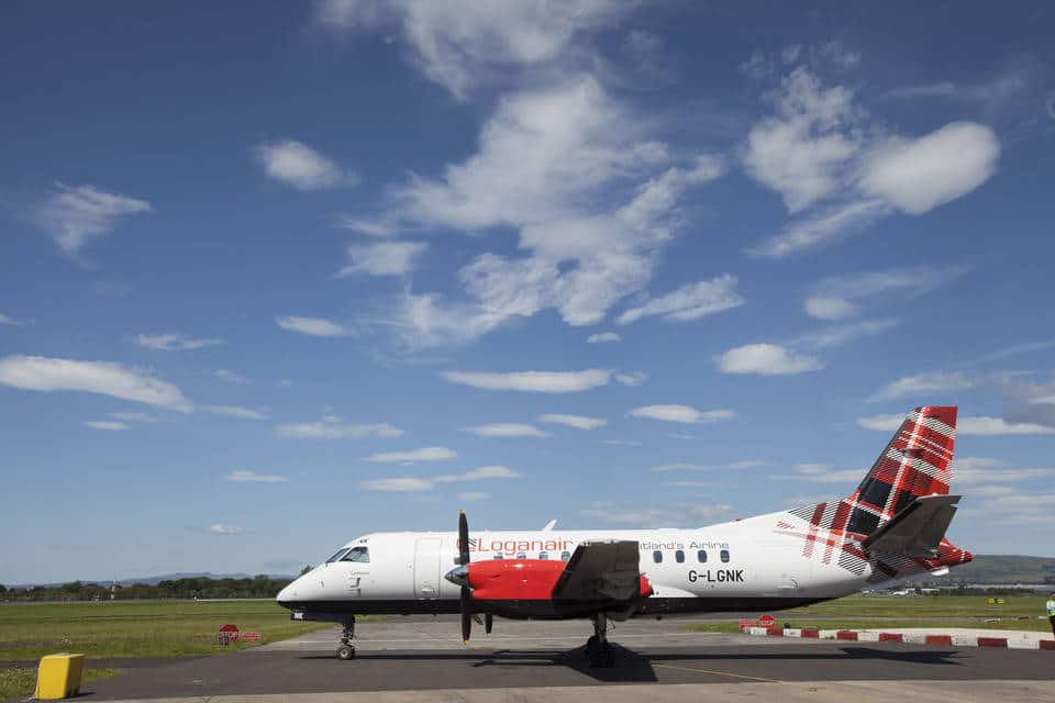 GOOD NEWS FOR FLIGHTS FROM SCOTLAND TO THE UAE