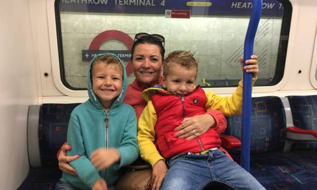 Meet British Mum and Travel Counsellor Katie Britt