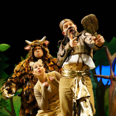 WIN 2x FAMILY TICKETS TO SEE THE GRUFFALO AT THE MADINAT THEATRE!
