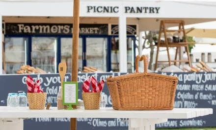 Al Fresco Dining Is Back At The Picnic Pantry With 50% Off & Kids Under 12 GO FREE!