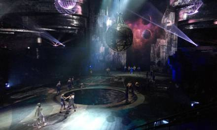 La Perle – A Stunning Spectacle On And Above Water
