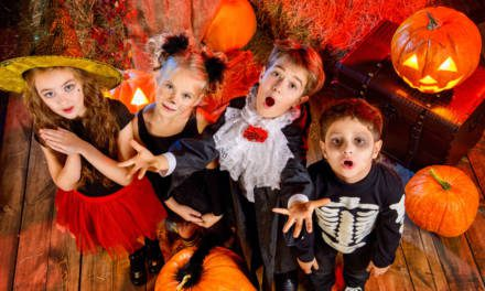 7 Signs That You're Celebrating Halloween in Dubai…